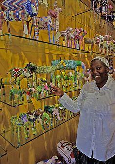 The Monkeybiz shop by Sallyrango, via Flickr