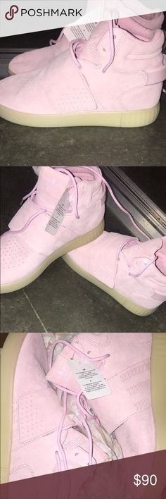 Adidas tubular strap for women Brand new adidas tubular invader for women size 8.5 and 9 Adidas Shoes Sneakers