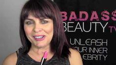 PINK ROSE LIPSTICK: by Badass Beauty TV
