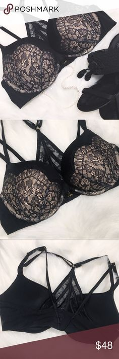 ♠️✨NWOT✨Victoria's Secret Very Sexy Push-Up bra! Be sexy in this Victoria's Secret Very Sexy push up bra! It's never been worn, but is W/O Tags. NWOT! Size 36C Jugs haha!  💁🏾✨Happy Poshing!  🌟 Suggested User 🌟 🙋🏾 Top 10% Sharer/Mentor ⭐️⭐️⭐️⭐️⭐️ 5 star Gal 📫 Fast Shipper!  Ships Same/Next Day📦  🏡 Odor Free 🐩 Pet Free 🚫 No PayPal/No Trades Victoria's Secret Intimates & Sleepwear Bras