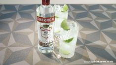 Conspire with citrus in this Lime Soda Fruit Smash with Smirnoff #paidpartnership