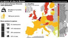 Risultati immagini per infografica inquinamento alimentare