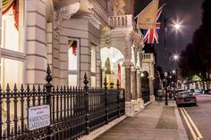 The Bentley London - a Hilton Hotel Great place to stay while in #London