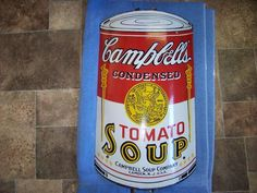 Campbell's Soup Antique Porcelain Sign  (Tomato, Condensed)