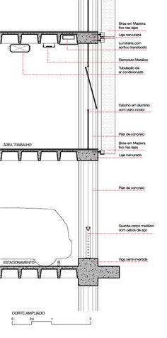 Galeria de Proposta para a ampliação do SENGE-RS / ENTRE Arquitetos, PIGEON e…