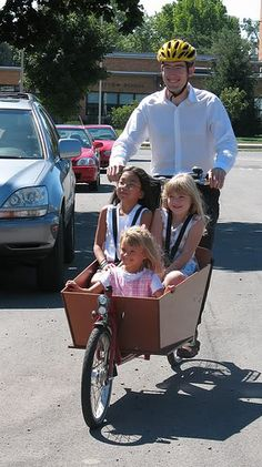 Bakfiets $2940...would love to have this before the grandkids become teenagers.