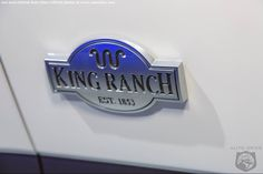 2015 Ford F-150 King Ranch.