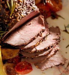 Rôti de boeuf à la provençale Provence, Risotto, Canada, Meals, Table, Food, Roti Recipe, Interesting Recipes, Suppers