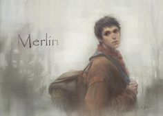 Artwork of BBC's Merlin