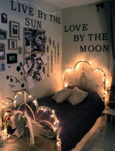 I want to get some fairy lights