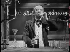 Die Feuerzangenbowle (1944) - Der Heidelbeerwein & die alkoholische Gärung…