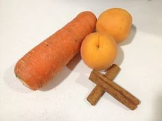 Gourmet Baby recipe: Carrots, apricot and cinnamon