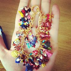 Absolutely, Catagorically MUST get one of these - Disney charm bracelet