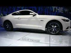 2015 Ford Mustang 50 Year Limited Edition - 2014 New York Auto Show