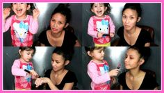My Toddler Does My Makeup TAG with daughter Mila Jade!