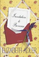 Book Jacket for: Invitation to Provence