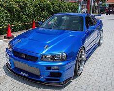 #Nissan Skyline GTR R34 www.asautoparts.com http://go.jeremy974.lemondemeill.1.1tpe.net