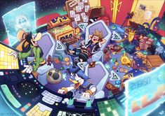 Kingdom Hearts art by Fits Book Kingdom Hearts 3, Kingdom Hearts Wallpaper, Heart Wallpaper, Hd Wallpaper, Video Game Art, Video Games, Another Anime, Disney Art, Disney Magic
