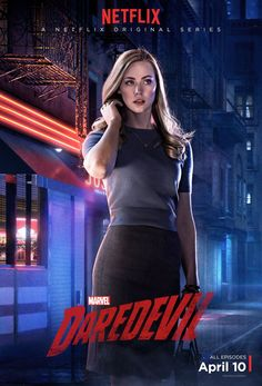 With Charlie Cox, Vincent D'Onofrio, Deborah Ann Woll, Elden Henson. A blind lawyer by day, vigilante by night. Matt Murdock fights the crime of New York as Daredevil. Daredevil Tv Series, Series Da Marvel, Marvel's Daredevil, Hq Marvel, Marvel Dc Comics, Marvel Movies, Netflix Marvel, Netflix Daredevil, Marvel Heroes