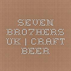 SEVEN BRO7HERS UK | Craft Beer