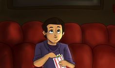 the Outsiders: At the movies by lewisrockets on DeviantArt