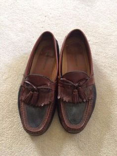 e859df1dd3d Johnston   Murphy Tassel Loafer Shoes  fashion  clothing  shoes   accessories  mensshoes