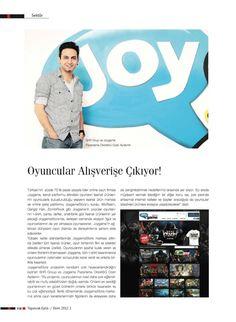 Joygame - Toyuncak Dergisi