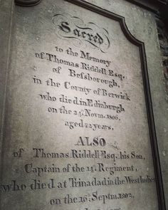 In the churchyard of Greyfriars Kirk in Edinburgh, there are three gravestones with the names Thomas Riddle, William McGonagall, and Elizabeth Moodie, which are said to have served J.K. Rowling as the basis for her characters' names.