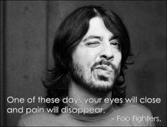 'One of These Days' you should check out free Foo Fighters music on Playlist!