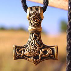C.H.Studio — THOR'S HAMMER : MJOLNIR Hammer of God Thor
