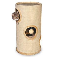 Trixie Cat Tower Kratztonne Samuel