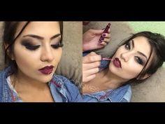 Maquiagem Esfumada Atelier Paris T05 - YouTube