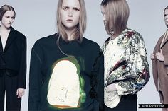 AW'2013-2014 Fashion Collection // Christina Steiner | GON