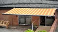 5010 Markilux Awning supplied and installed to an elderly care home in Hemel Hempstead. They are so happy with it, they are ordering another one!