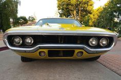 72 Plymouth Roadrunner 440 V8
