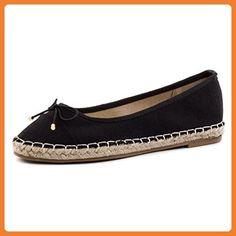 Mod Comfys Damen Halbschuhe/Schuhe/Slipper (37 EUR) (Schwarz) WPflk2