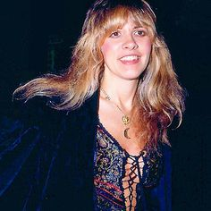 """Stevie Nicks at the 1978 Grammys. Fleetwood Macwon """"Album of the Year"""" Rumours.  #ThrowbackThursday #StevieNicks"""