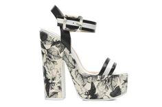 Safine sandals by Vicini | Shop the funkiest patterned heels on Sarenza UK | Free delivery & returns