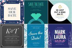 Save the Date Ideas Templates Wedding Make Up, Wedding Tips, Wedding Blog, Wedding Details, Wedding Planner, Wedding Stationery Inspiration, Wedding Inspiration, Diy Save The Dates, Wedding Season