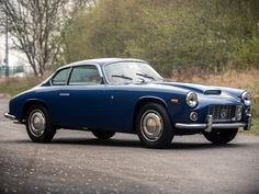 1962 Lancia Flaminia Sport Zagato