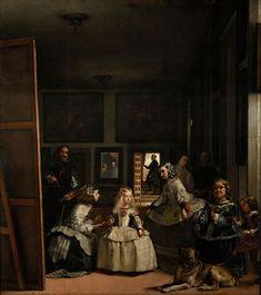 TOUCH esta imagen: Los secretos de 'Las Meninas' de Velázquez by palomagquiros