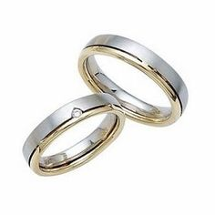 14K Gold His and Hers Wedding Bands - 7MM -$779