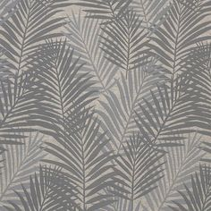 Warwick Fabrics : DAINTREE, Colour STEEL
