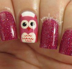 So cute!!! Love the owl!!❤️❤️