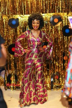 Betty Irabor, Editor in Chief celebrated her 60th birthday with a soul train themed party and it was a night to remember. Click here if you missed the first photos! Betty Irabor was joined at the event by her husband Soni Irabor and daughter Sonia Irabor. The party had so many celebrities and socialites including …