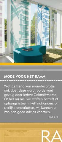 De laatste trends op het gebied van raamdecoratie bij Spaas Interieur @Rijnhoek Plaza