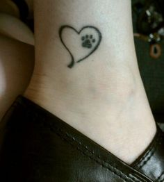 1000+ ideas about Paw Tattoos on