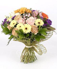 Eleganță magnifică Floral Wreath, Wreaths, Home Decor, Decoration Home, Room Decor, Bouquet, Flower Band, Interior Decorating, Floral Arrangements