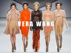 Vera Wang - fall 2012