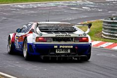 The AH Racing-BMW M1 one more time…